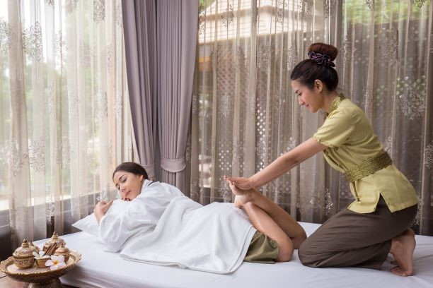 รูปภาพของ Thai Meridian Massage for Health