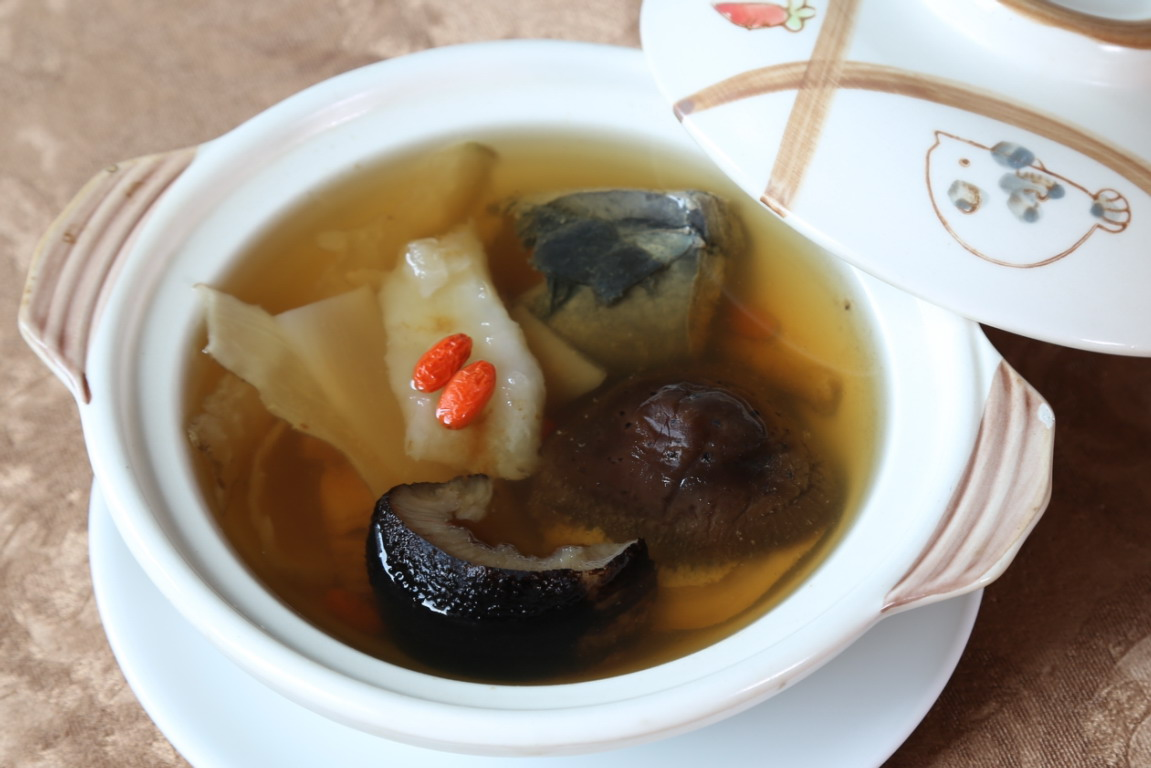 รูปภาพของ Healthy Double Boiled Black Chicken Soup